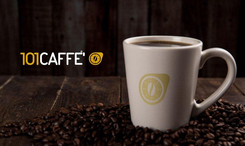 101CAFFE' Singapore   Italian Coffee from the best Roasteries