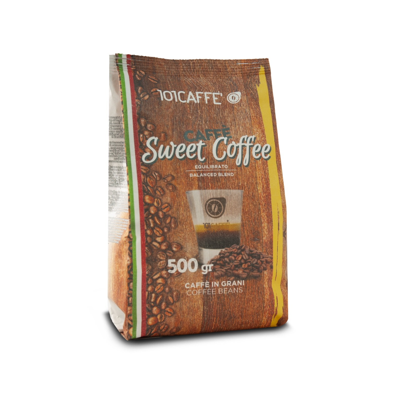 Buy Sweet Coffee Premium Blend 500g Coffee Beans | 101CAFFE' Singapore